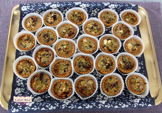 Mini tarts 545