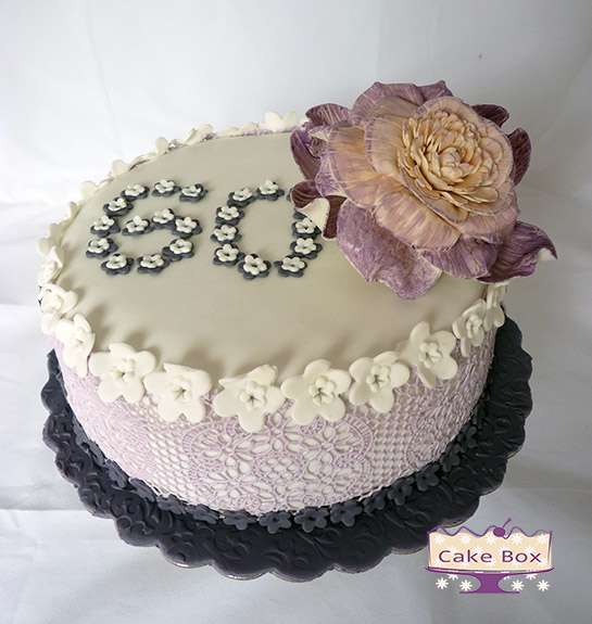 Romance in violet