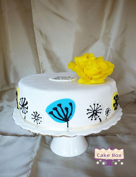 Spring Cake 545