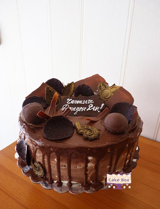 Шоколадови импресии