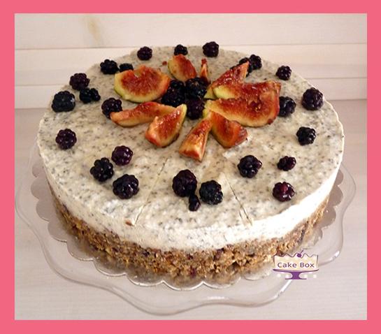 Vegan raw cake